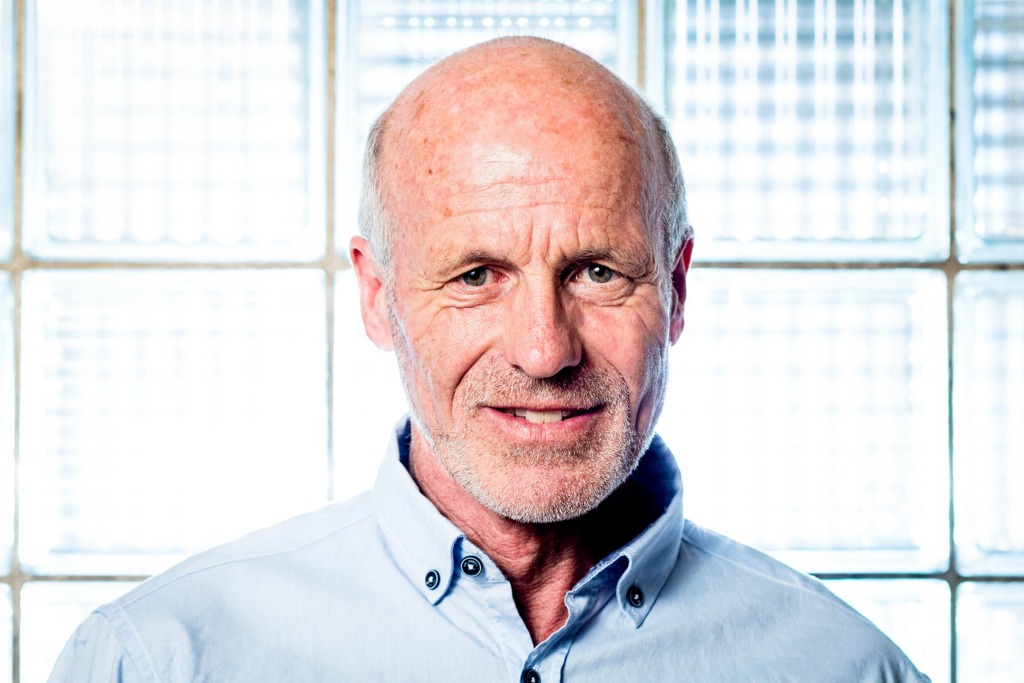 Bernhard Würsten von der MerzGips AG