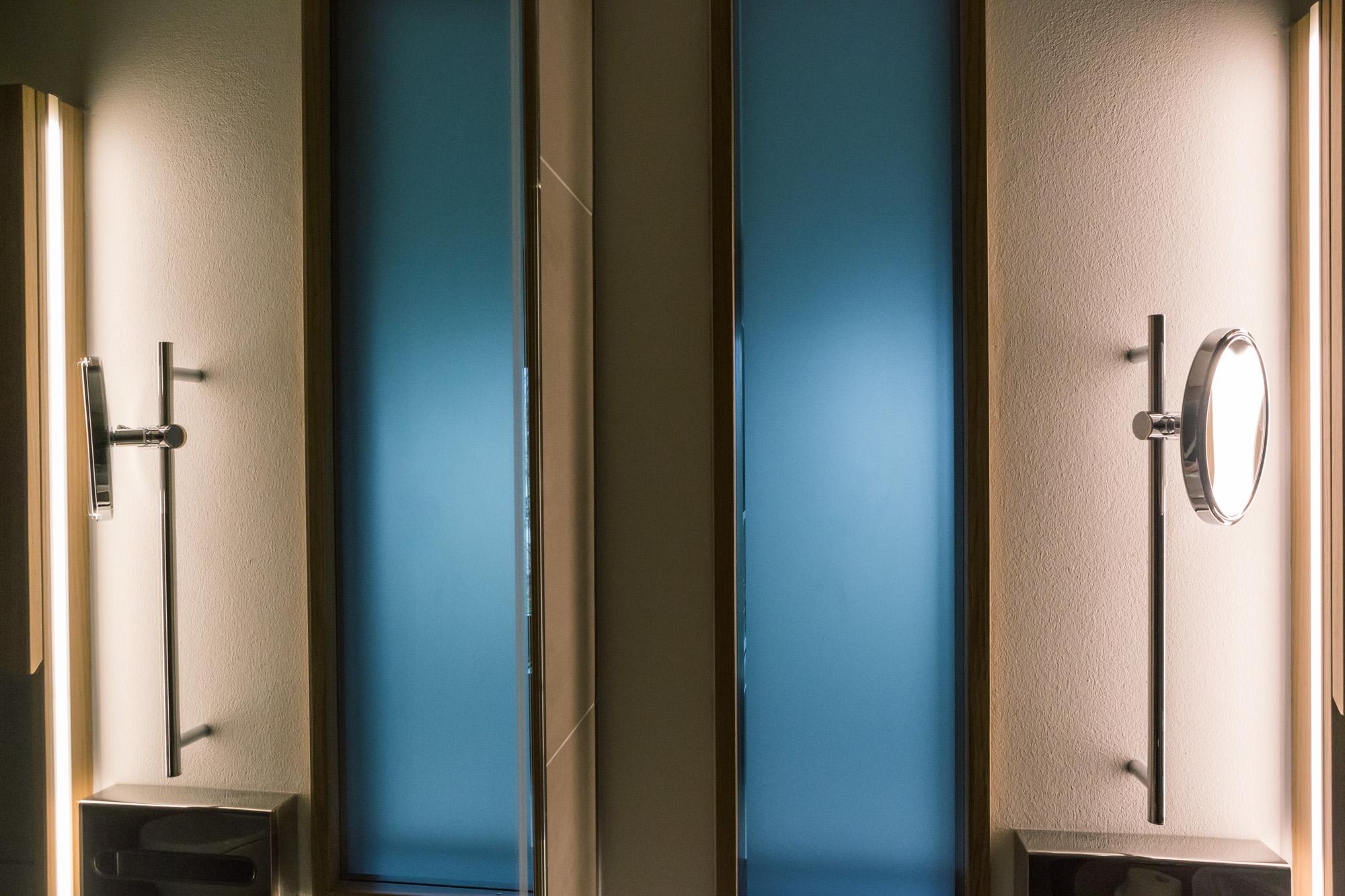 Bei den rund 890m2 respektive 3300m2 Geschossfläche der Privatklinik-Linde mit Büros, Aufenthaltsräumen und Bettengeschossen konnte die MerzGips AG Gipserarbeiten ausführen.