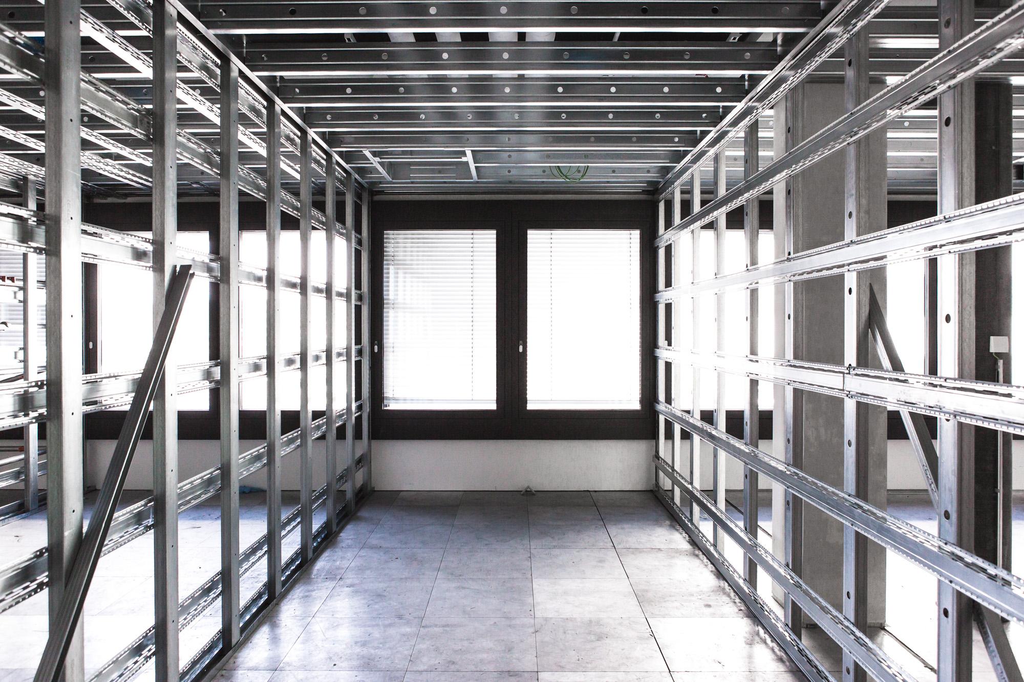 Beim Mieterausbau von Ernst & Young (EY) im neuen PostParc Bern konnte die MerzGips AG Trockenbau Arbeiten für die neuen Büroräumlichkeiten umsetzen.